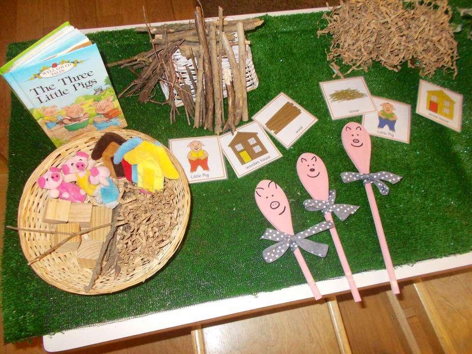Natural toys at Tops Newport