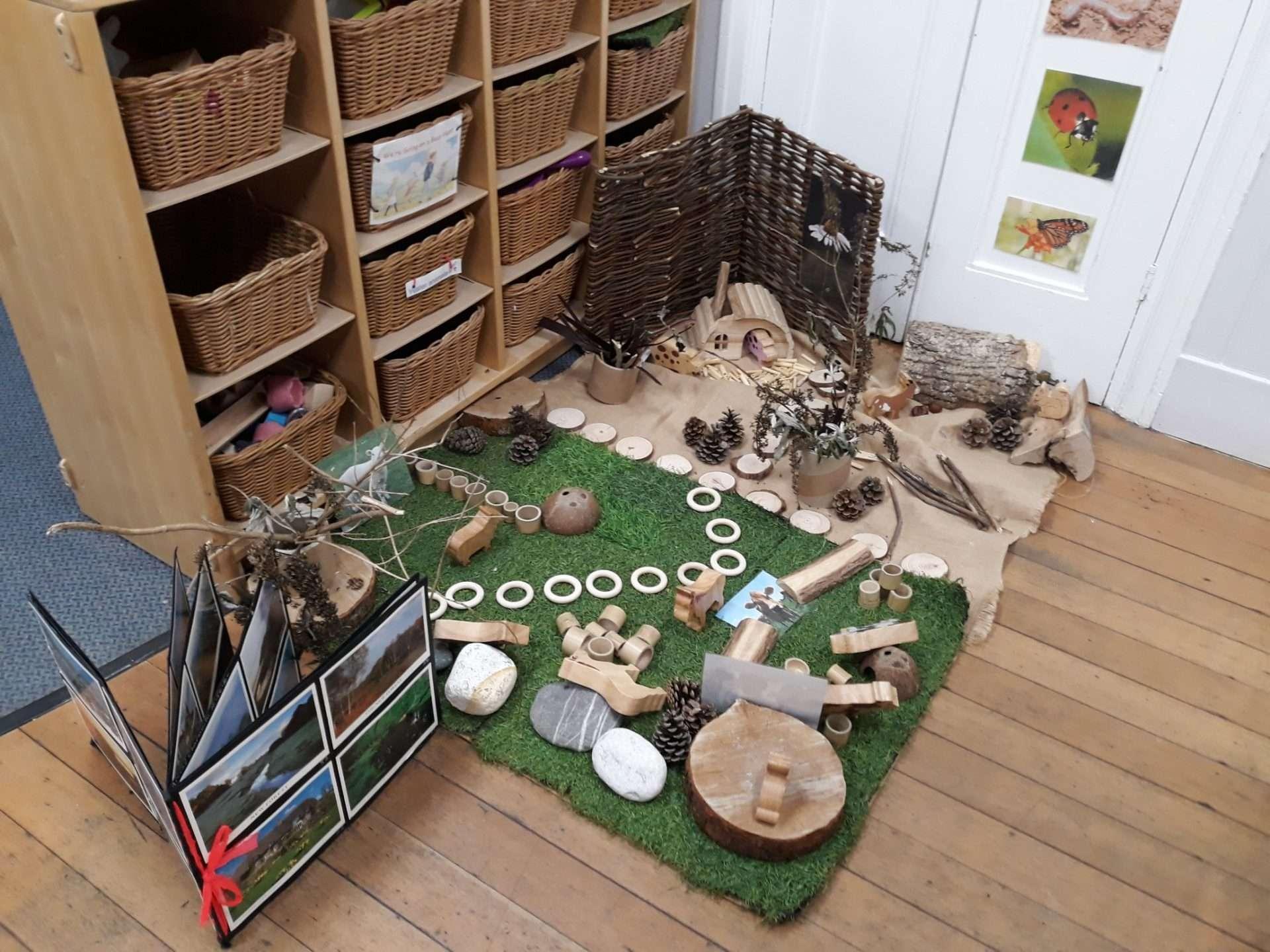 Rooms - Tops Day Nurseries