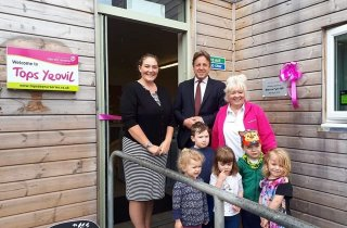 Marcus Fysh Tops Day Nursery Yeovil