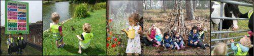 Tops children sustainability activities