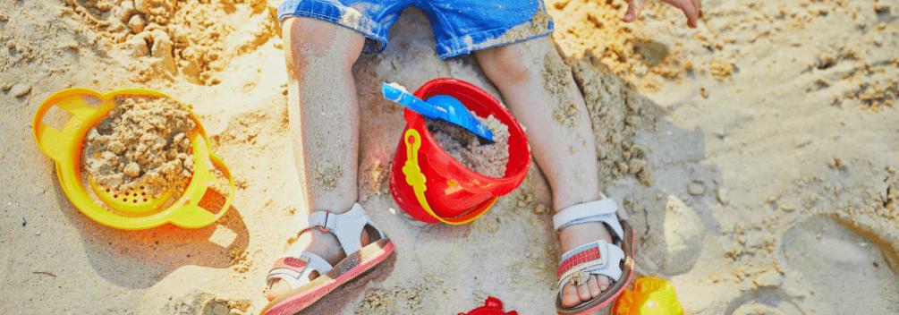 Sand - Fun summer activities